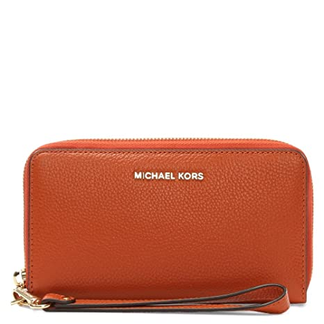 fb60a52374182a MICHAEL Michael Kors Mercer Large Flat Multi Function Phone Case: Amazon.in:  Bags, Wallets & Luggage