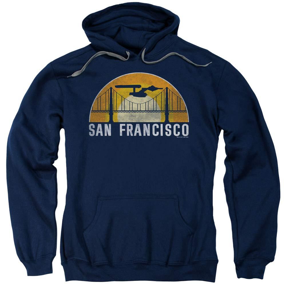 Star Trek - - San Francisco Trek Pullover Hoodie