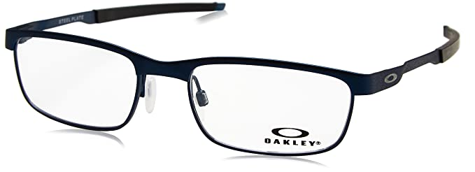 a90831bfc14 Oakley - Steel Plate (52) - Powder Midnight Frame Only at Amazon ...