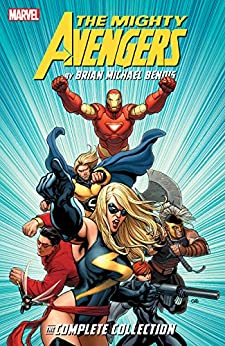 Download for free Mighty Avengers by Brian Michael Bendis: The Complete Collection