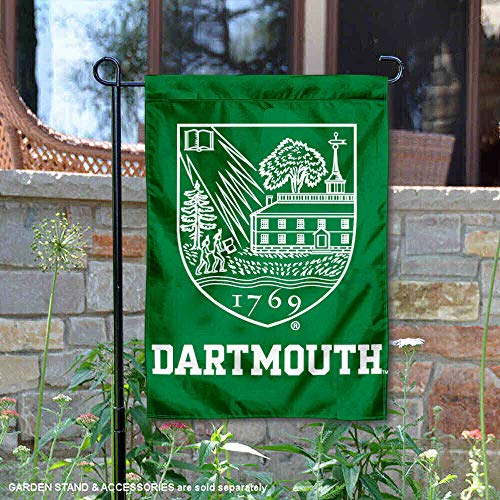 College Flags and Banners Co. Dartmouth Big Green Crest Garden Flag