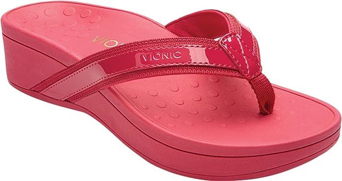 Vionic Women's High Tide Platform Sandal Pink 8 / M: Amazon.ca: Shoes &  Handbags