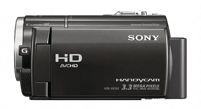 sony hdr xr160 owners manual online user manual u2022 rh pandadigital co Sony HDR Xr150 Accessories Sony HDR Xr150 Software