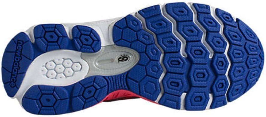 New Balance 860 V4 Niño Zapatillas Running Rosa/Plata - 31 EU, 31.5 EU: Amazon.es: Deportes y aire libre
