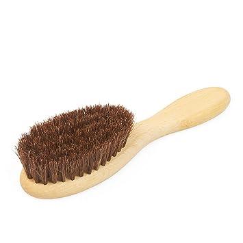 Hilfreich Kleine Haarbürste Naturborste Neu Weich Holzbürste Kinderbürste Babybürste