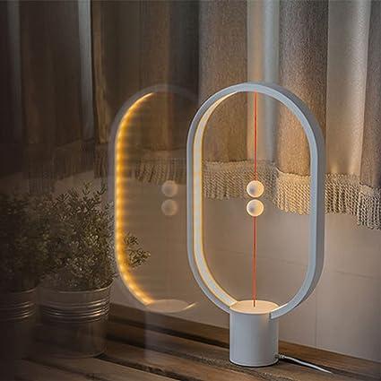 MFBEE Lámpara De Mesa Magnética De La Lámpara De La ...