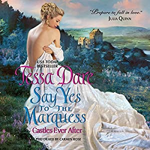 Say Yes to the Marquess Audiobook