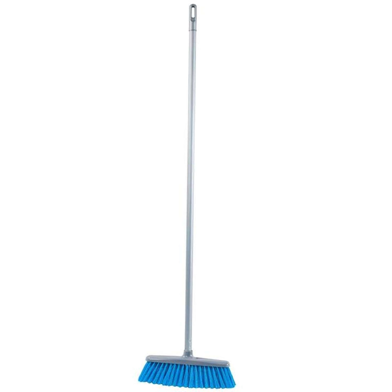Ultra clean Balai 30cm avec Manche 1, 2m Bleu