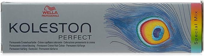 Wella Professionals Koleston 0/88 - Tinte de coloración, 60 ml, 1 unidad, color azul intenso