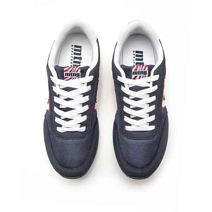 MTNG 56406, Sneaker Donna Blu Navy Blu Size: 40 EU