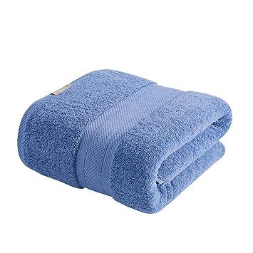 WWJHH-bath towel Toalla De BañO, AlgodóN Adulto, Absorbente Suave, para El Hogar, Hombres Y Mujeres Engrosados Clase A Toalla De BañO: Amazon.es: Hogar
