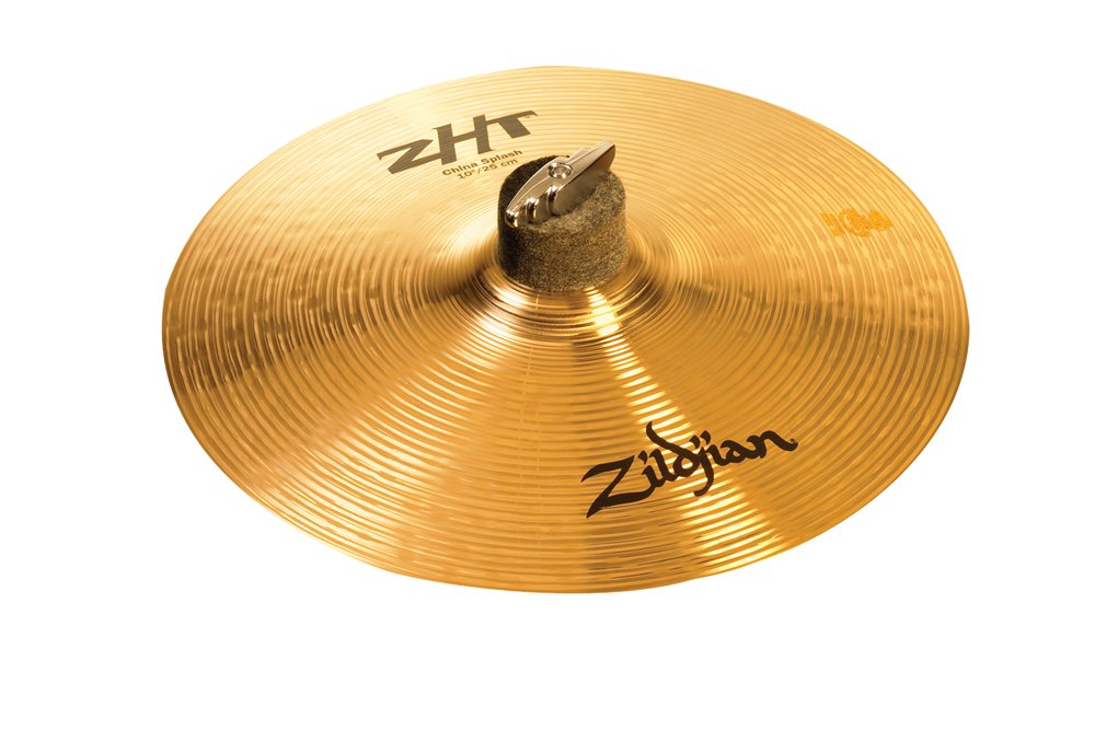 Zildjian ZHT 10-Inch China Splash Cymbal Avedis Zildjian Company ZHT CHINA SPLASH