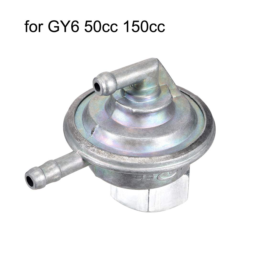 uxcell Gas Fuel Switch Pump Valve Petcock for GY6 50cc 150cc 2pcs