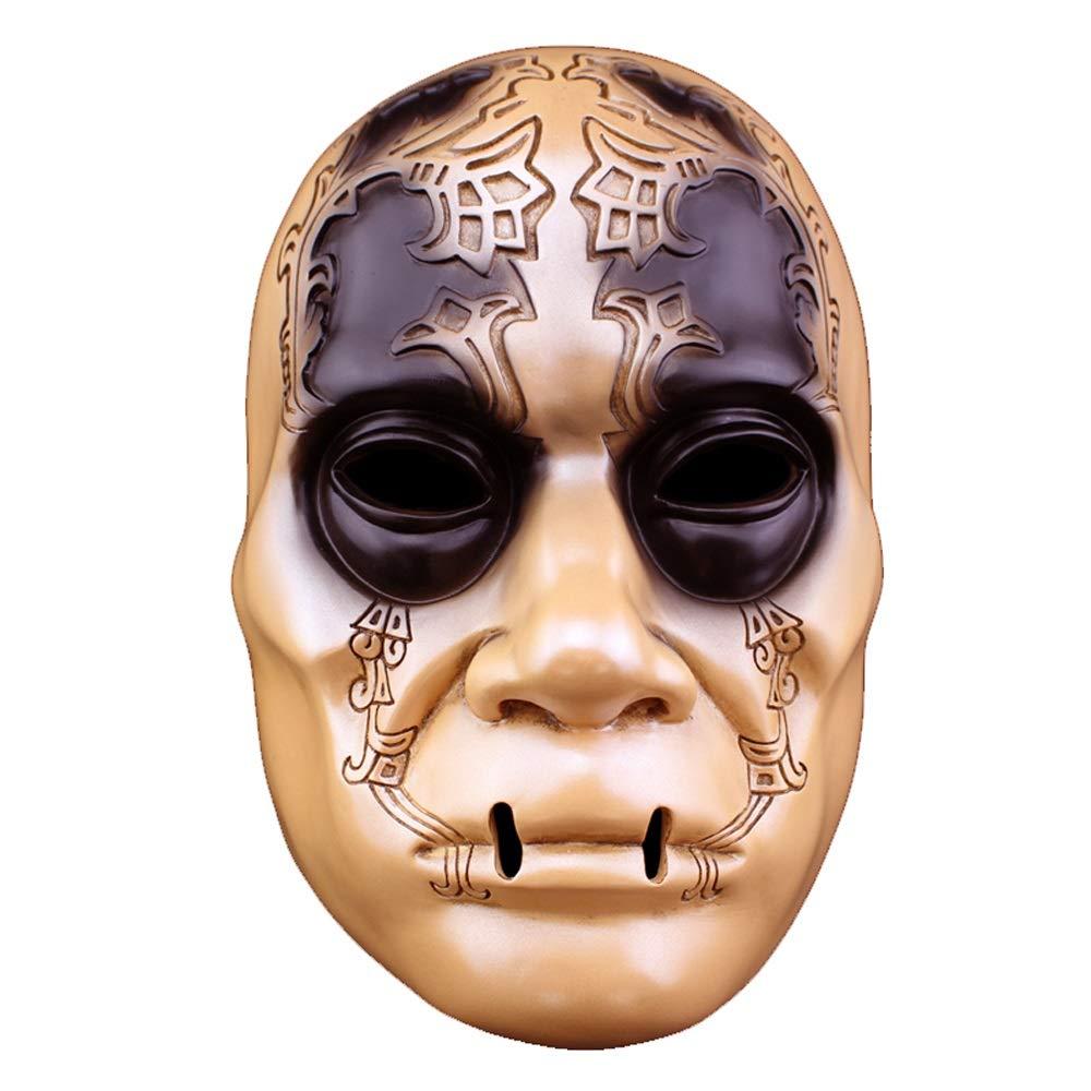 Maske YN Harry Potter Zauberstab Todesser Horror Halloween SammleROTition Harz