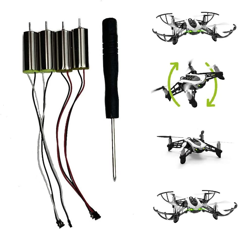 multic/óptero Hydrofoil Drone vhbw Bater/ía Recargable Compatible con Parrot Race cuadric/óptero 550mAh, 3,7V, pol/ímero de Litio Rolling Spider
