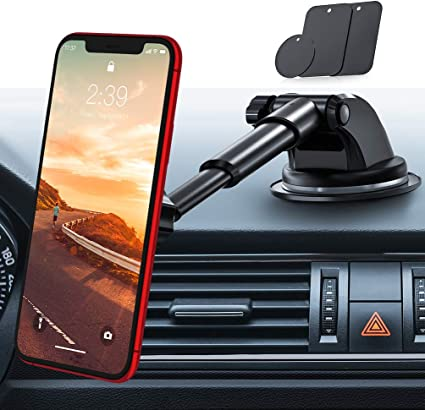 Car Mount holder//stand //cell phone magnetic car mount holder stand for Windshield//Air Vent//Dashboard magnetic car mount holder phone ring for iPhone Samsung Galaxy all Smartphones phone ring holder