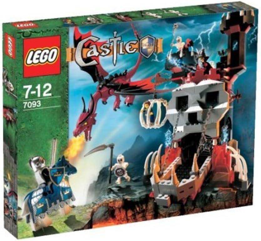 Lego Castle Skeleton Tower 7093 Wizard Medieval