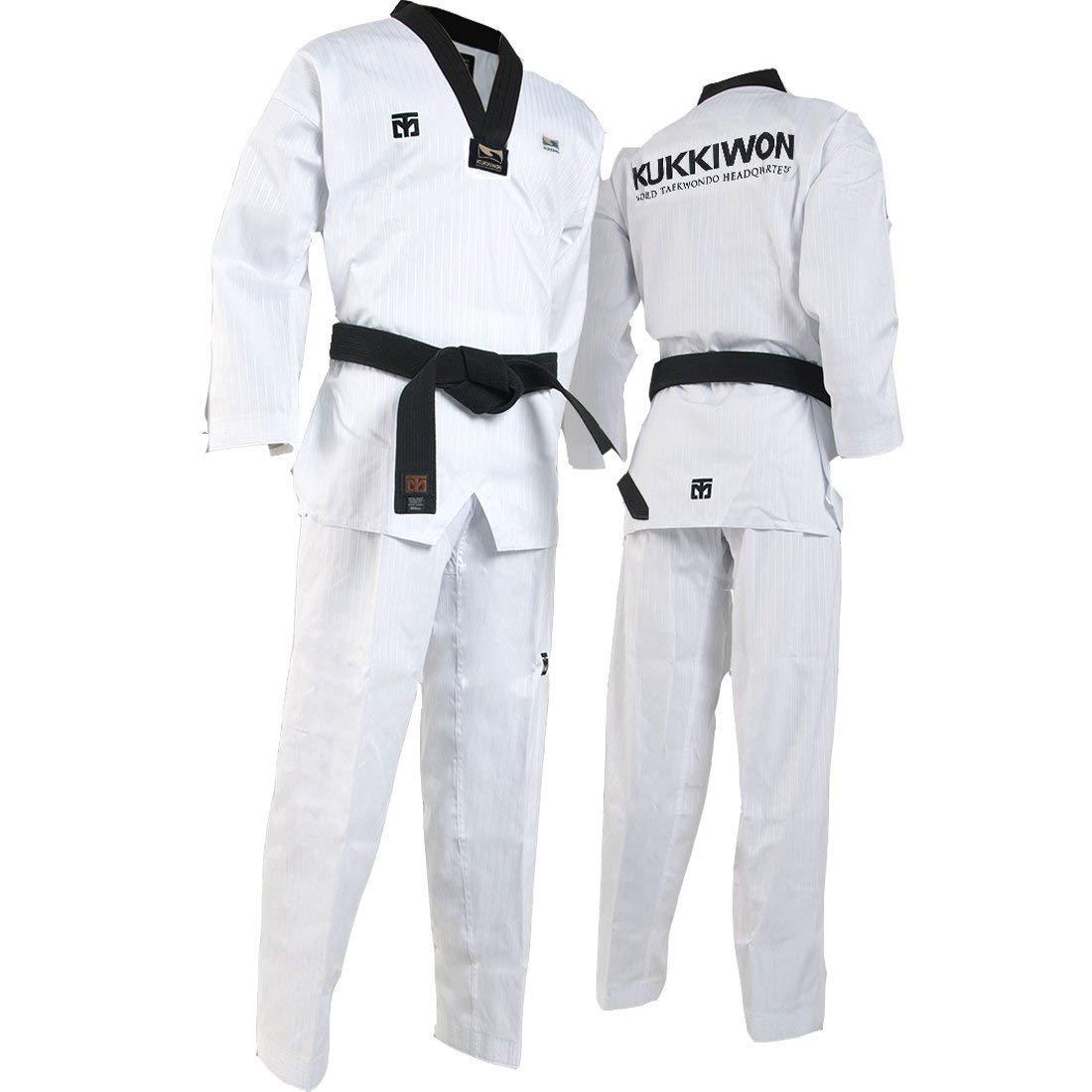 Mooto Uniforme uniforme taekwondo kukkiwon tae kwon do dobok mondo coreano