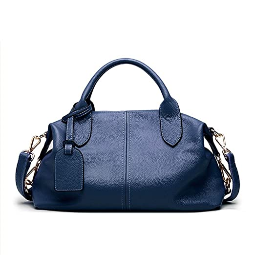 eb056139e883d Nclon Echtes leder Damen handtaschen Neu Élégant Damen handtaschen Rind  leder Handtaschen Schultertasche Umhängetasche Schulter taschen