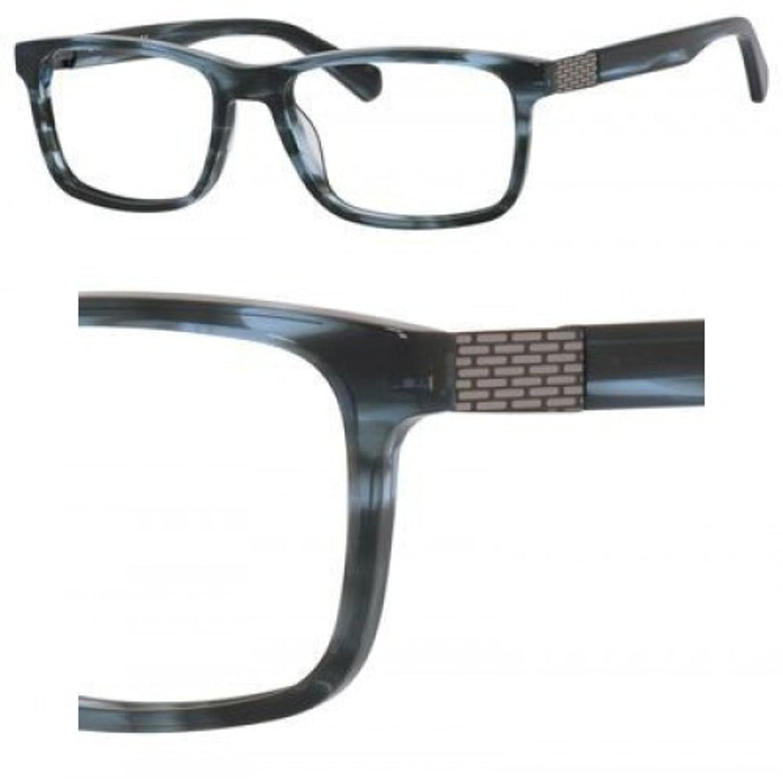 Eyeglasses Liz Claiborne 313 0JBW Blue Havana