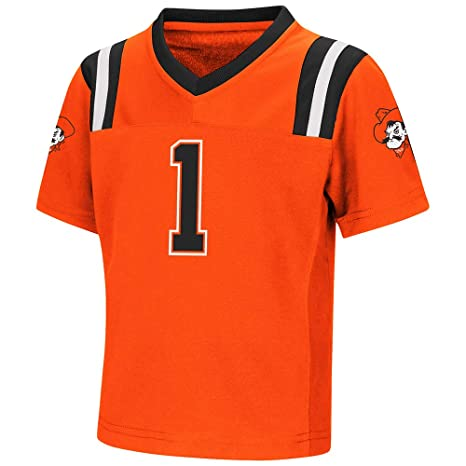 Oklahoma State Cowboys NCAA quot Double Reverse Play quot  Toddler Football  Jersey cc7973f93