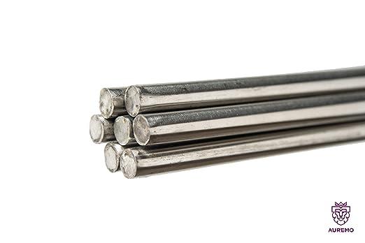 Barra redonda de acero inoxidable de 0,4 mm - 3,5 mm, 1.4301 ...