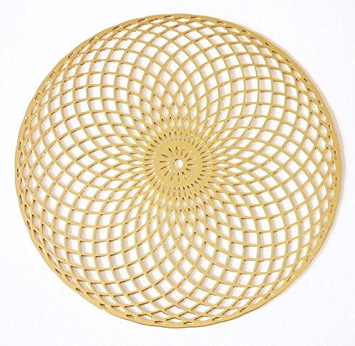 (Torus Vortex 18K Gold Plated 4