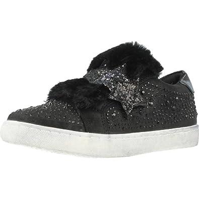 Zapatillas para niï¿œa, color Negro , marca LULU, modelo Zapatillas Para Niï¿œa LULU LS150034S Negro: MainApps: Amazon.es: Zapatos y complementos