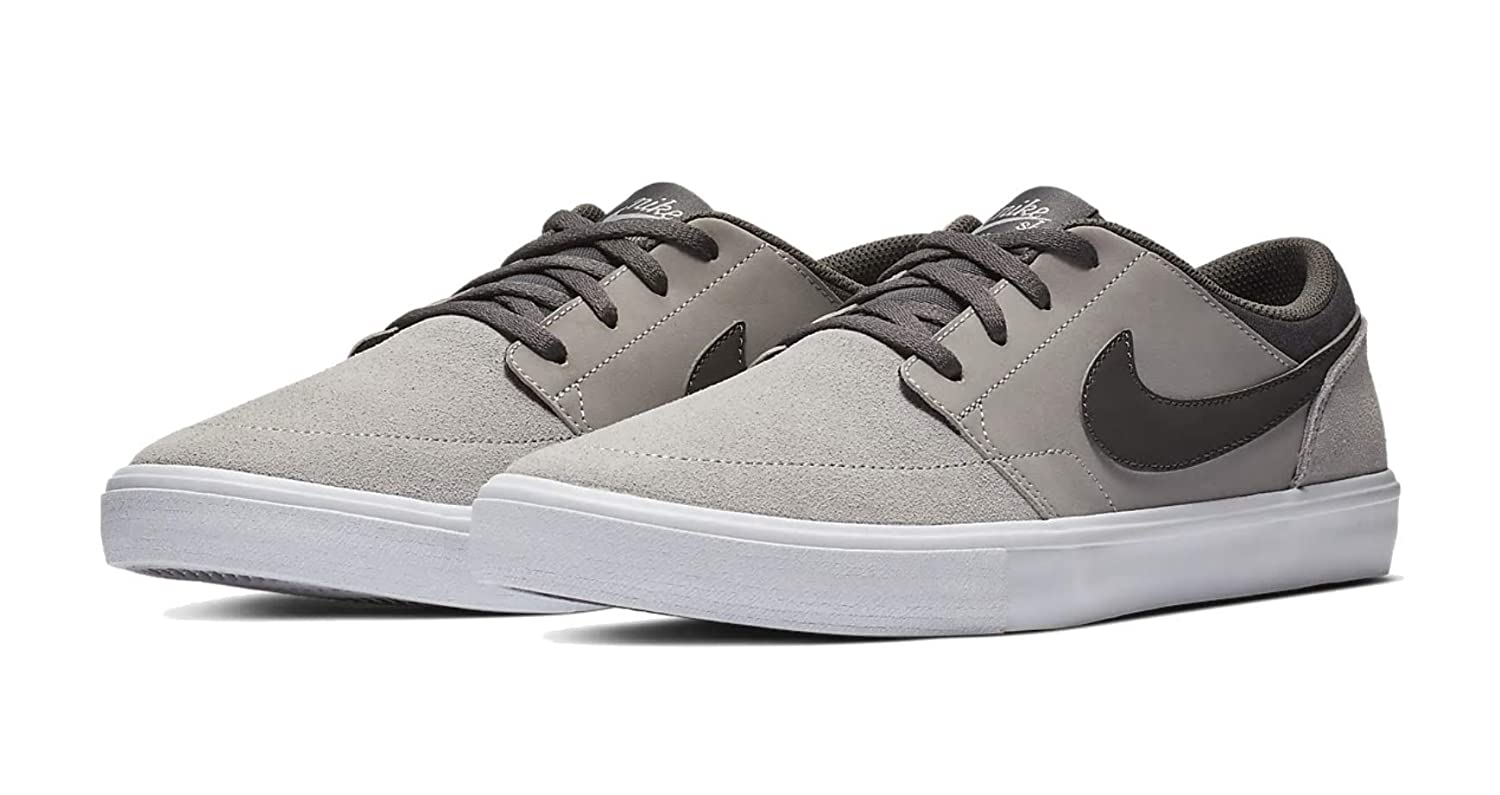 low price sale free delivery new york Amazon.com | Nike SB Mens Solarsoft Portmore II Atmosphere ...