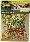 chicken and broccoli - Frontier Soups Homemade In Minutes Soup Mix, Virginia Blue Ridge Broccoli Cheddar, 5 Ounce