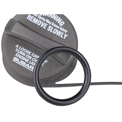 RKX Gas cap replacement seal FOR Subaru 42031AJ000 42031AG000: Automotive