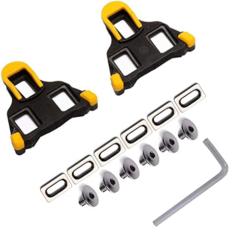 NEW SM-SH11 SPD SL CLEAT SET for SHIMANO 6 Degrees Float USA SELLER /& SHIP!