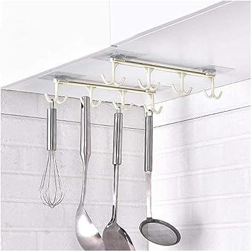 Hook Wall Mounted Rotating Organizer Plastic Rack Hanging Bathroom Kitchen Tool