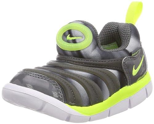 da6b0bf5 Nike 834366-001 - Puntera para botas y zapatos Unisex Niños Gris Gris  (Schwarz-grau-grãŒn 808080) 22 EU: Amazon.es: Zapatos y complementos