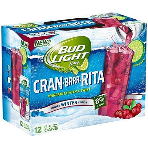 Rita Seasonal, 12 pk, 8 oz can, 8% ABV