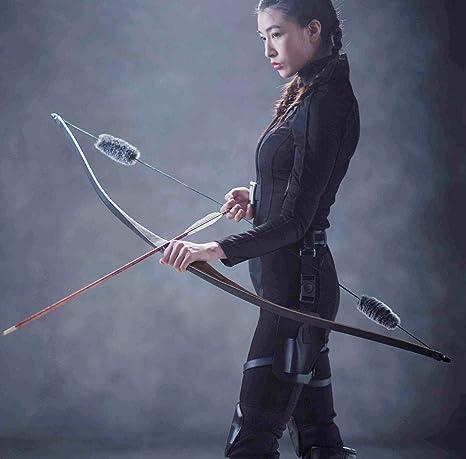 "62/"" 8125 G Noir Arc Bowstring-par 60X Custom Cordes Bow Traditional olympique"