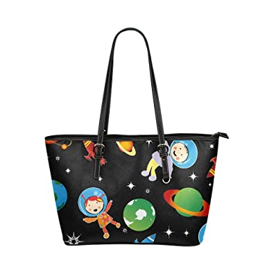 Amazon.com: Cartoon Space Shiny Solar System Planet Large ...