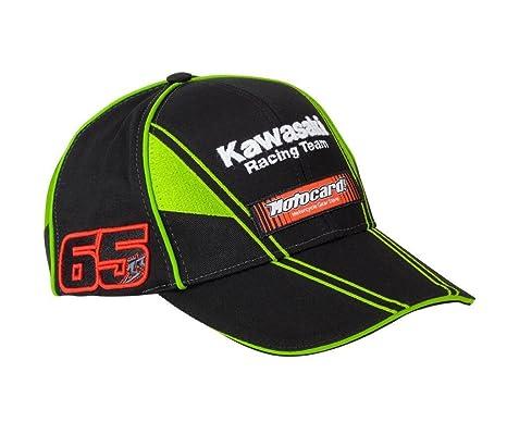 24287cbf23a KAWASAKI CAP KRT JONATHAN REA 65 SBK Superbike Baseball CAP RACING TEAM  NINJA! by