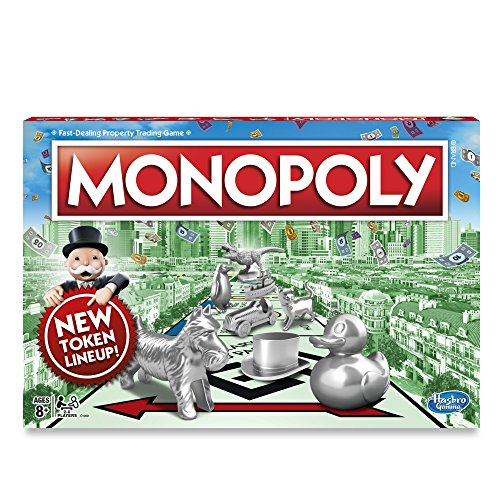 Monopoly Classic Game (Monopoly Wood)