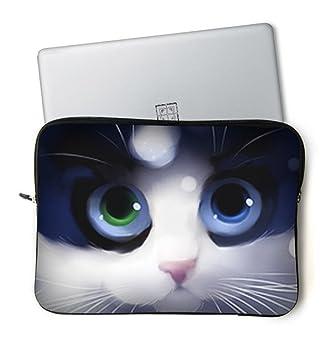 Moda ultraligero impermeable anti-shock neopreno estilo único 15 15.6 pulgadas Netbook funda para MacBook Pro Retina/ordenador portátil/maletín bolsa/funda ...