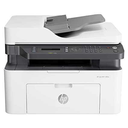 HP 138fnw Print, Scan, Copy, Fax, ADF, Wireless Laser Printer