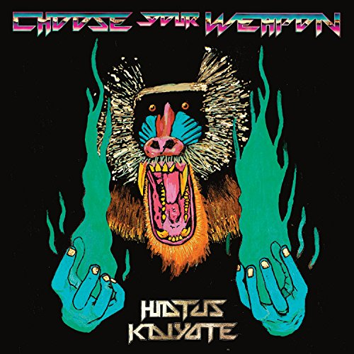 CD : Hiatus Kaiyote - Choose Your Weapon (CD)