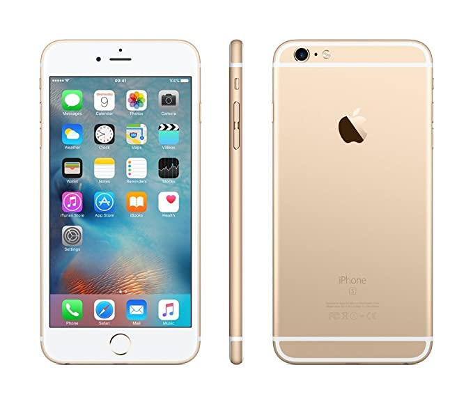 Apple iPhone 6s Plus Or 128GB Smartphone Débloqué (Reconditionné)   Amazon.fr  High-tech f6d566828c57