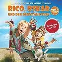 Rico, Oskar und der Diebstahlstein: Das Filmhörspiel Hörspiel von Andreas Steinhöfel Gesprochen von:  div.