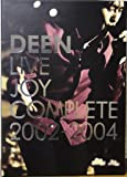 DEEN LIVE JOY COMPLETE 2002-2004 DVD-BOX (初回限定生産版)