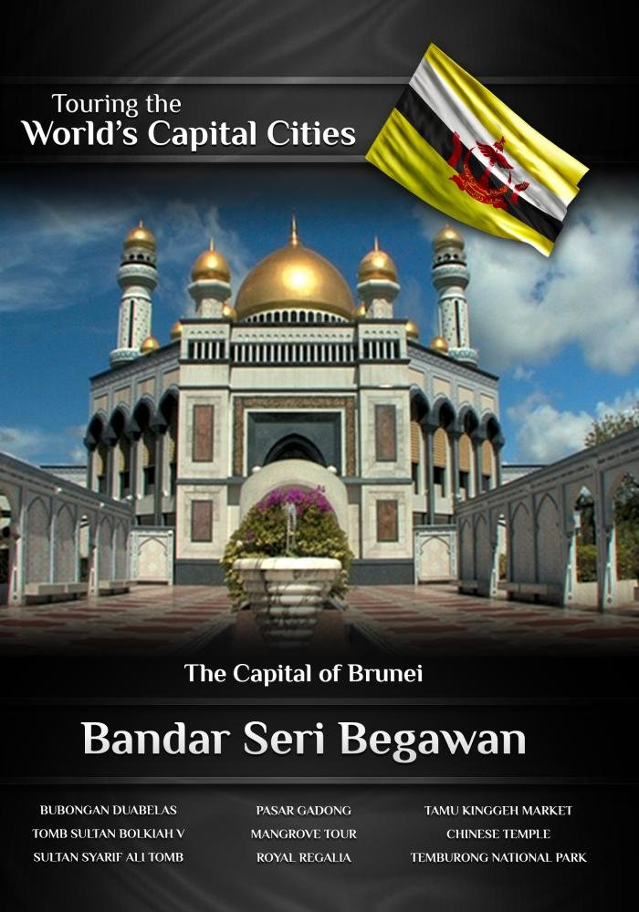 Amazon com: Touring the World's Capital Cities Brunei: The