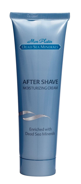 Mon Platin, DSM, Dead Sea Minerals, After-Shave Moisturizing Cream, 5.1fl.oz/150ml Mystica