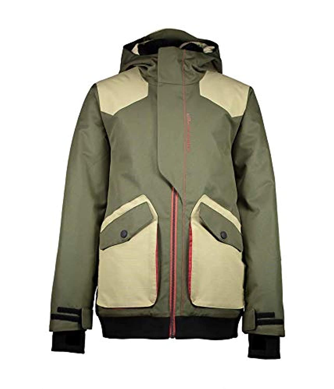 Obermeyer Teen Boys Gage Jacket /& E-Tip Glove Bundle