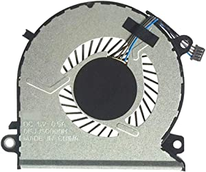 New Laptop CPU Cooling Fan for HP Pavilion 15-CB 15-CB073TX 15-CB075TX 15-CB074TX 15-CB076TX 15-CB077CL 15-CB011TX 15-CB010TX 15-CB009TX Series TPN-Q193 930589-001