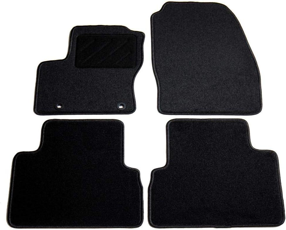 Festnight Auto Matten Set 4 Tlg Fußmatten Für Ford C Max Ii Küche Haushalt